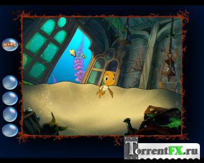 Русалочка и тайна древнего клада / SeaQuest (2012) PC