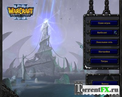 Warcraft 3 Frozen Throne [v 1.26a] (2002) PC