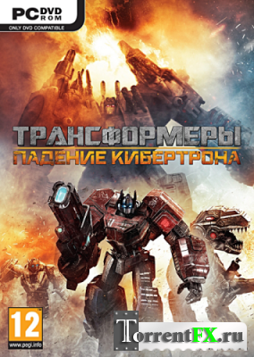 Transformers: Fall Of Cybertron (2012) PC