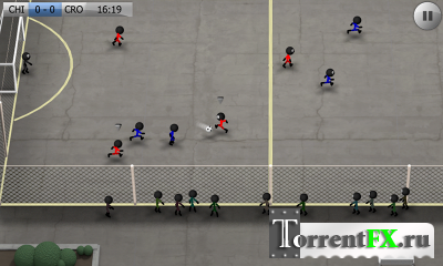 ���������� ������� / Stickman Soccer (2013) Android