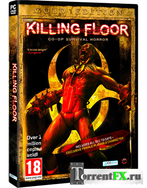 Killing Floor [v.1057 + All DLC + Автоапдейтер] (2013) PC