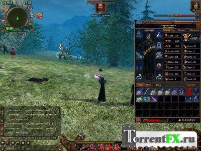 Пирaты онлaйн [v. 1.23] (2008) PC