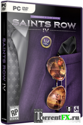 Saints Row 4 [v 1.0.6.1 + 24 DLC] (2013) PC