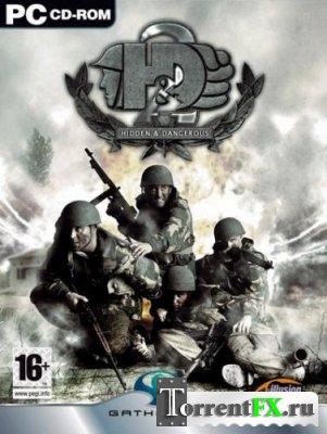 Hidden & Dangerous 2: Отряд особого назначения (2006) PC