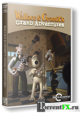 Wallace & Gromit's Grand Adventures (2010) PC