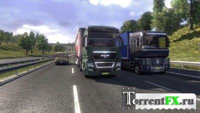Euro Truck Simulator 2 [v 1.8.2.5s + 3 DLC] (2013) PC