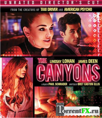 ������� / The Canyons (2013) HDRip
