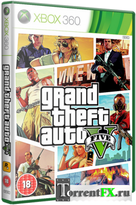 Grand Theft Auto V Collectors Edition (2013) Xbox 360