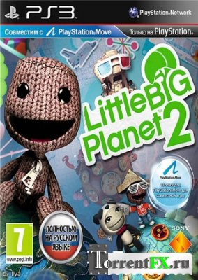Little Big Planet 2 (2011) PS3