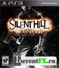 Silent Hill: Downpour / Сайлент-Хилл: Ливень (2012) PS3