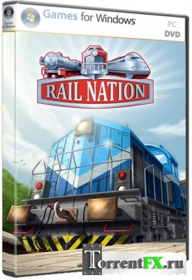Rail Nation (2013) PC