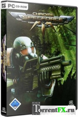 Хром: Спецназ / Chrome: SpecForce (2005) PC
