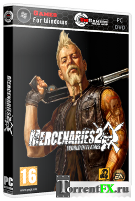 Mercenaries 2: World in Flames (2008) РС
