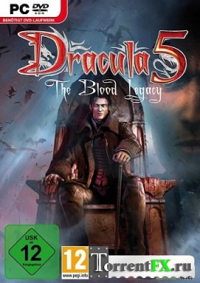 Dracula 5: The Blood Legacy (2013) PC