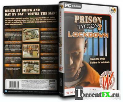 Тюремный магнат 3: Максимальная безопасность (2007) PC