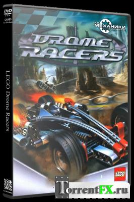 LEGO Drome Racers (2002) PC