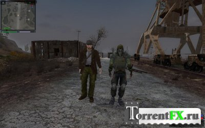 S.T.A.L.K.E.R.: Shadow of Chernobyl - ������������ [v1.2.1] (2013) PC