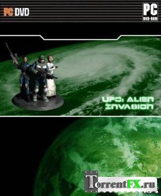 НЛО: Инопланетное вторжение (2007) PC