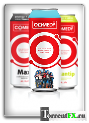 ���������� Comedy Club [01-02 �� 02] (2013) WEB-DLRip