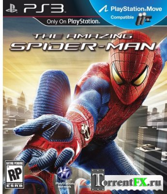 The Amazing Spider-Man (2012) PS3