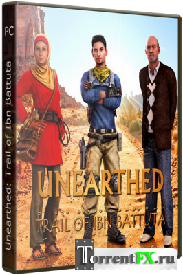 Unearthed: Trail of Ibn Battuta - Episode 1 (2014) PC