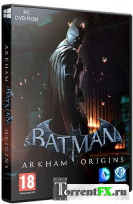 Batman: Arkham Origins - Initiation (2013) PC