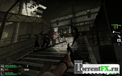 Left 4 Dead 2 BCM + 50 кампаний (2014) PC
