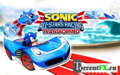 Соник и все звёзды в гонке: Трансформация (2013) Android