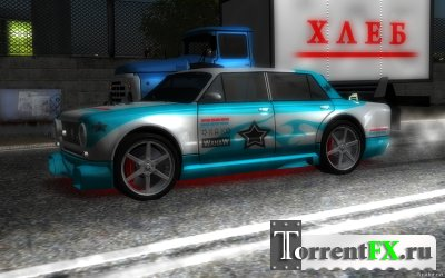Рейсеры против ГАИ / Russian Street Challenge (2010) PC