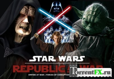 Star Wars - Republic at War (2011/ENG/Mods)
