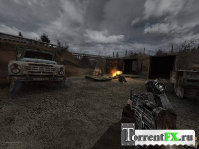 S.T.A.L.K.E.R.: Call Of Pripyat - MISERY 2.1 Beta (2014) PC