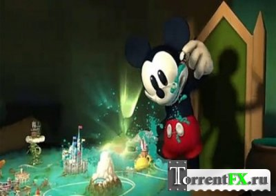 Disney Epic Mickey 2 / Две легенды (2012) PS3