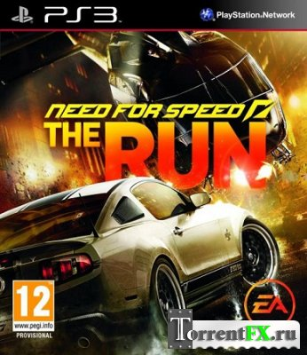 Need for Speed: The Run (2011) PS3