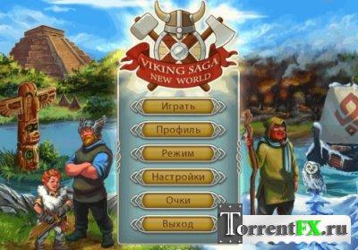 Сага о викинге 2. Новый свет (2014) PC