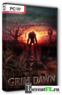 Grim Dawn (2013) PC | Steam Early Acces