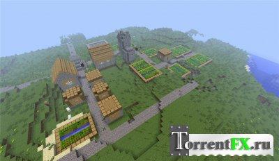 Minecraft [v 1.8.1] (2012) PC