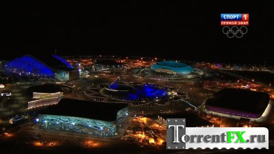 XXII Зимние Олимпийские игры. Сочи. Церемония открытия (2014) HDTVRip