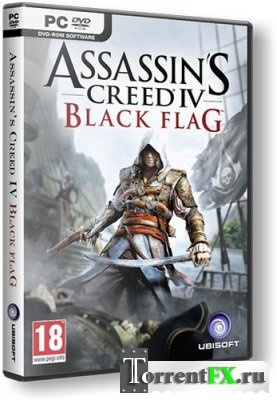 Assassin's Creed IV: Black Flag (2013/v1.06) PC, Rip от a1chem1st