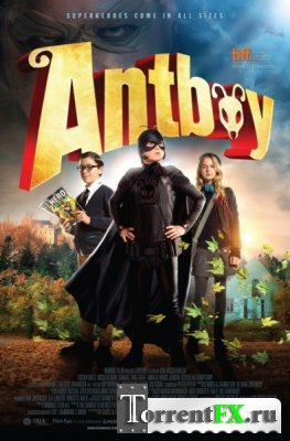 Антбой / Antboy (2013) DVDRip