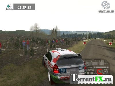 Ричард Бернс Ралли / Richard Burns Rally (2004) PC