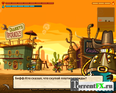 SteamWorld Dig [v1.09] (2013) PC