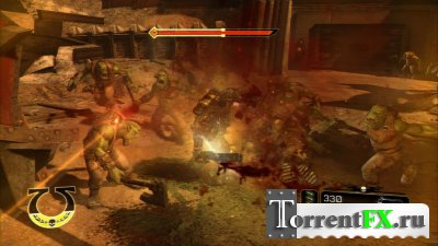 Warhammer 40.000: Space Marine (2011) PS3