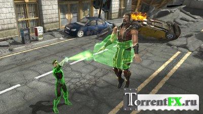 Mortal Kombat vs DC Universe (2008) XBOX360