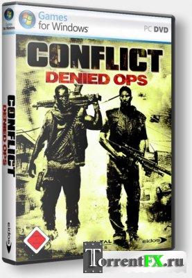 Конфликт Секретные операции / Conflict Denied Ops (2008) PC