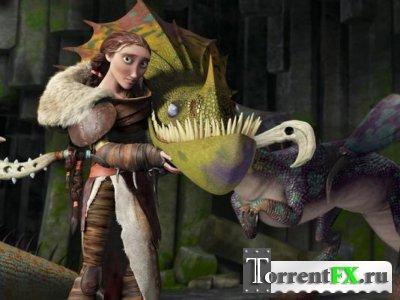 Как приручить дракона 2 / How to Train Your Dragon 2 (2014) | Тизер