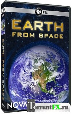 Земля из космоса / Earth from space (2013) HDTVRip