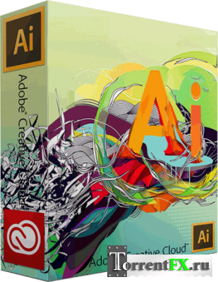 Adobe Illustrator CC 17.1.0 (2014) PC