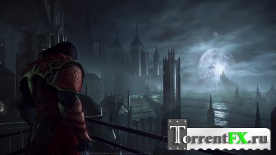 Castlevania: Lords of Shadow 2 (2014/Rus) XBOX360 [LT+1.9]