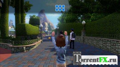Disneyland Adventures (2011) XBOX360