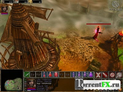 Dimensity: Демон войны (2008) PC